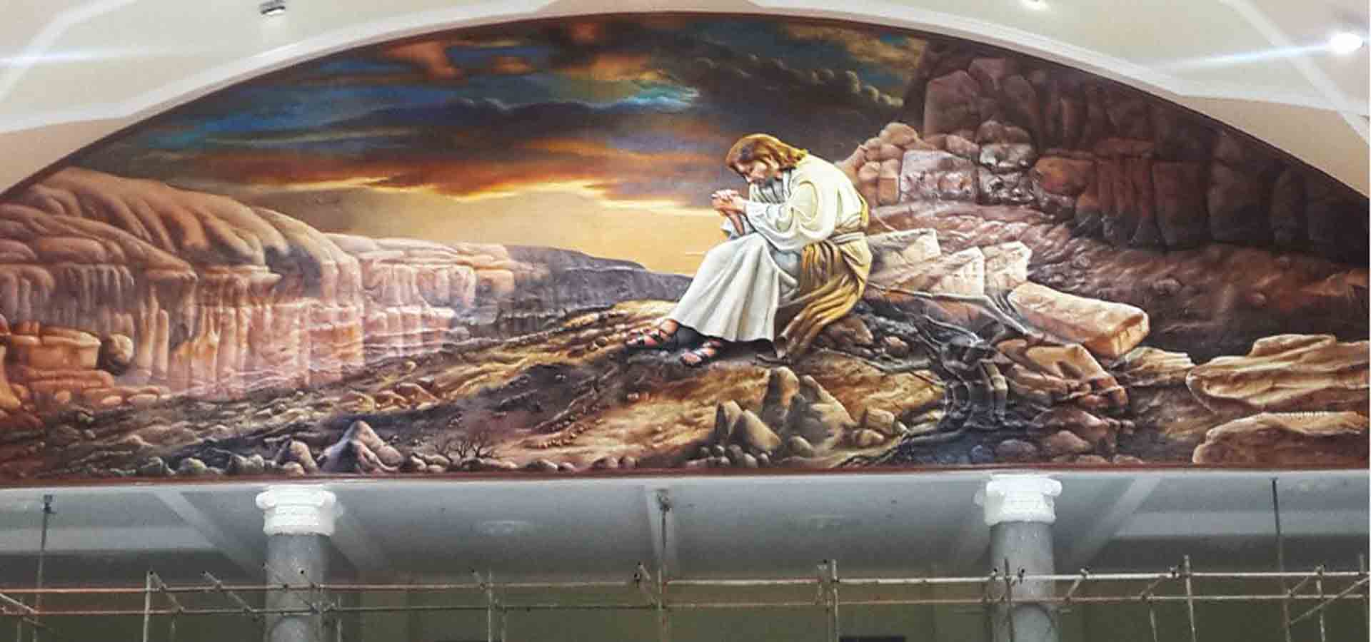 Church Art Project 2