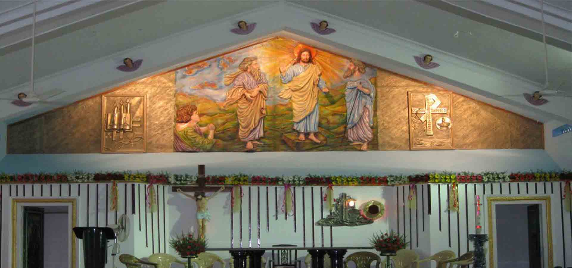 Church Art Project 3